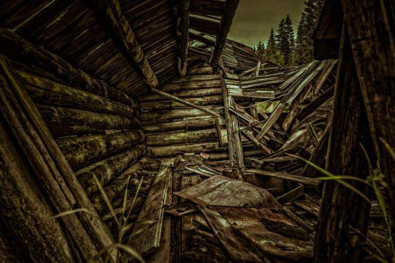 Rurex Cabin Ruins