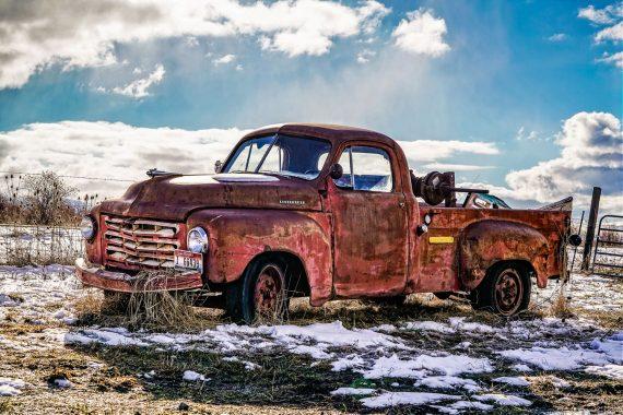 Rusty Survivor – A 1949 Studebaker Pickup's Story