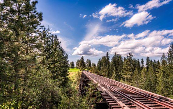 Camas Prairie Railroad Pt. 2 – Ferdinand to Ruebens