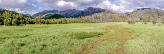 Knox Ranch – Near Warm Lake In Idaho